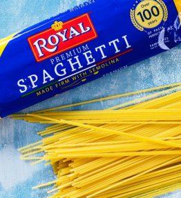 Mie Spaghetti Spagheti Spagetti Spageti Pasta
