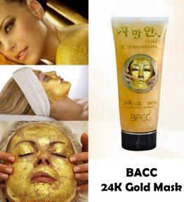 Masker Gold 24K BACC Masker Anti Aging