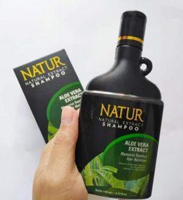 Natur Shampoo Aloe Vera Extract