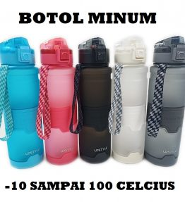Botol Air Minum Upstyle Kualitas Bagus 1000ML
