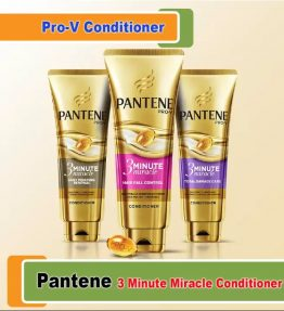 Conditioner Pantene Pro-V 3 Minute Miracle