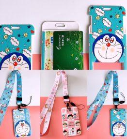 Sarung Kondom Kartu MRT / Yoyo Ka Doraemon Maruko Chan