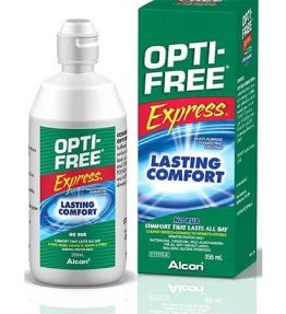 Air Softlense Opti-Free