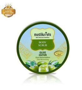 Mustika Ratu Olive Zaitun Body Scrub - Lulur Zaitun