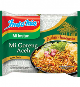 Indomie Mie Goreng Aceh