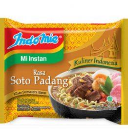 Indomie Mie Kuah Soto Padang