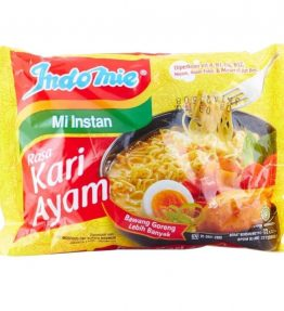 Indomie Mie Kuah Kari Ayam
