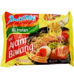 Indomie Mie Kuah Ayam Bawang