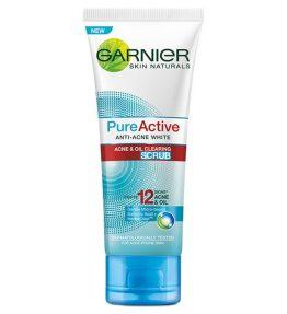 Garnier Pure Active Acne & Oil Clearing Scrub