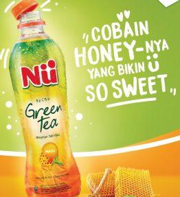 Teh Hijau / Nu Green Tea Madu