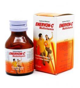 Enervon C Multivitamin Botol 30 Tablet