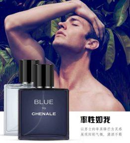 Parfum Cowo CHAVNK Wangi Tahan Lama