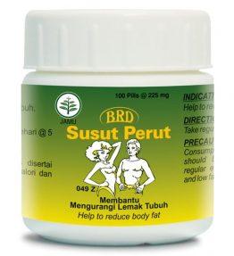 Susut Perut Herbal Borobudur Obat Pelangsing dan Diet Alami