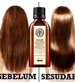 Serum Rambut Morocco Essential Oil Untuk Rambut Kusut Rusak Kering