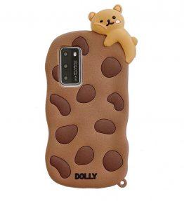 Casing HP VIVO Y50 Beruang Coklat