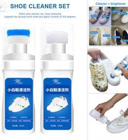 Semir Sepatu Warna Putih / Alat Pembersih Sepatu Putih