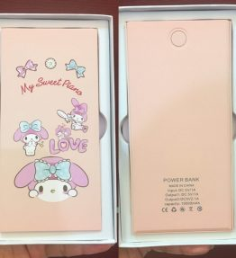 Power Bank Melody 10000mAh