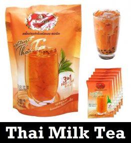 Thai Milk Tea / Teh Tarik Thai 3in1 Milk Tea Powder