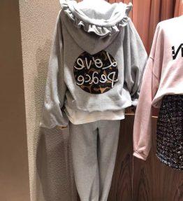 Baju+Celana Sporty Wanita