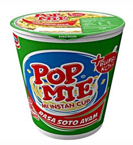 Pop Mie Rasa Soto Ayam