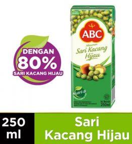 Minuman Sari Kacang Hijau ABC