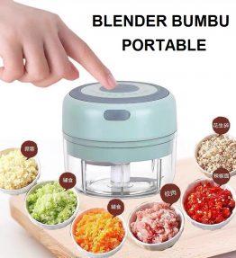 Blender Bumbu Mini USB Portable