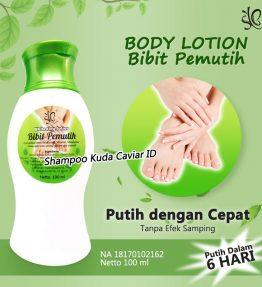Body Lotion Bibit Pemutih