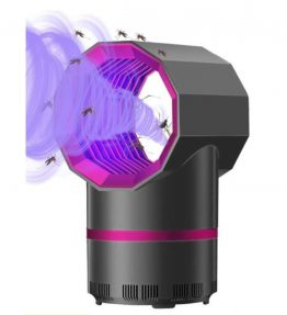 Alat Perangkap Nyamuk LED Mini