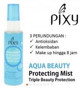 Pixy Make Up Spray / Pixy Aqua Protecting Mist Spray