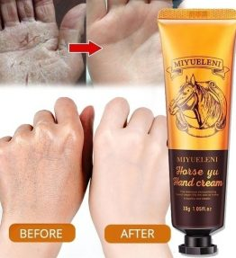 Pelembab Tangan Horse Oil Moisturizing Hand Cream