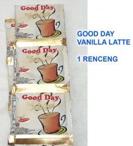 Good Day 3in1 Vanilla Latte