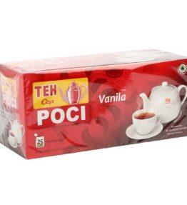 Teh Celup Cap Poci Aroma Vanilla