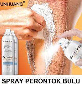 Runhuang Spray Krim Perontok Bulu