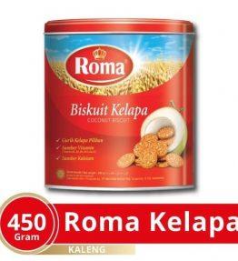 Roma Kelapa Kaleng