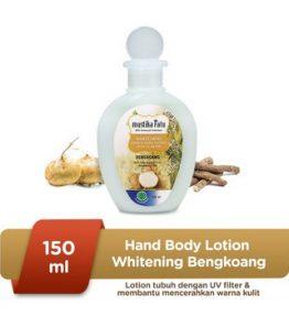 Mustika Ratu Bengkoang Whitening Hand and Body Lotion