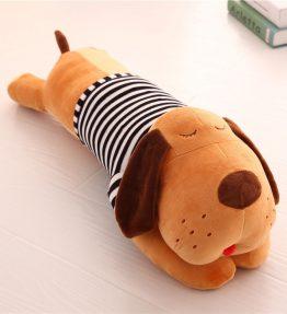 Boneka Anjing Kuping Panjang Tiduran