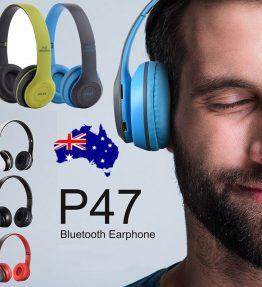 Bando Headset Bluetooth / Headphone Bluetooth P47
