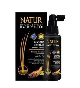 Hair Tonic Natur Gingseng Perawatan Rambut Rontok