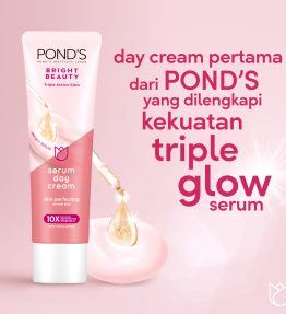 Cream Pond's Bright Beauty Serum Day Cream